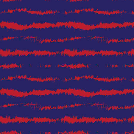 Red Navy Brush stroke fur pattern design for fashion prints, homeware, graphics, backgrounds 免版税图像 - 157770870