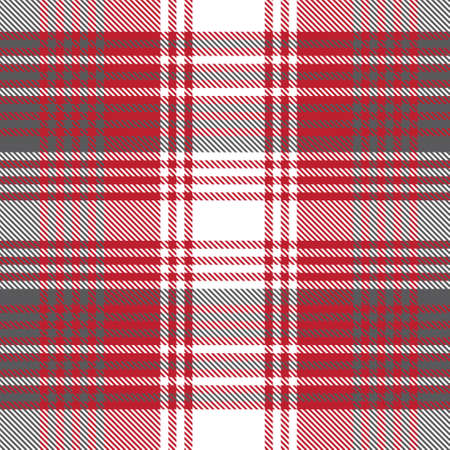 Red Ombre Plaid textured seamless pattern suitable for fashion textiles and graphics