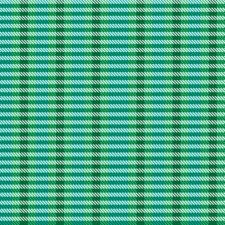 Green Ombre Plaid textured seamless pattern suitable for fashion textiles and graphics Illustration