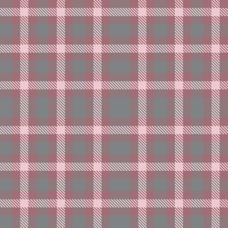 Pink Ombre Plaid textured seamless pattern suitable for fashion textiles and graphics
