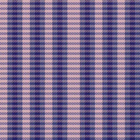 Pink Navy Ombre Plaid textured seamless pattern suitable for fashion textiles and graphics