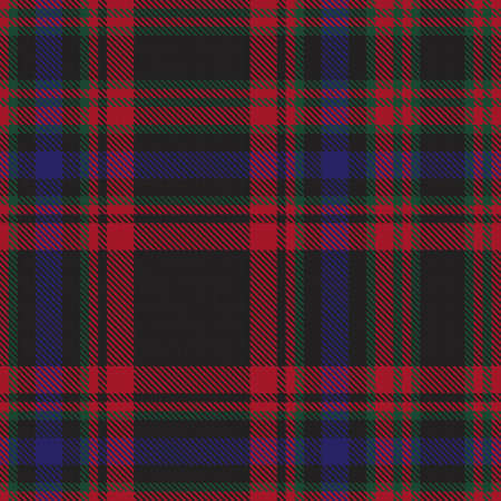 Christmas Ombre Plaid textured seamless pattern suitable for fashion textiles and graphics 免版税图像 - 162138244