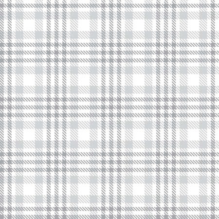 White Ombre Plaid textured seamless pattern suitable for fashion textiles and graphics Zdjęcie Seryjne - 162208449