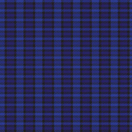 Blue Asymmetric Plaid textured seamless pattern suitable for fashion textiles and graphics