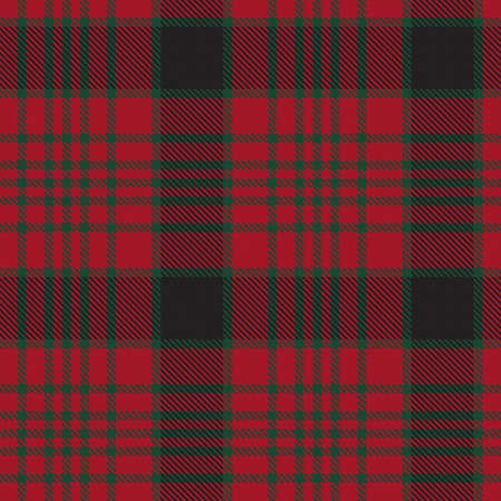 Christmas Ombre Plaid textured seamless pattern suitable for fashion textiles and graphics