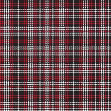 Red Asymmetric Plaid textured seamless pattern suitable for fashion textiles and graphics