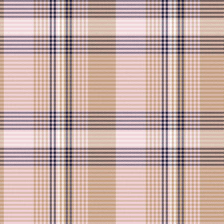 Pink Navy Asymmetric Plaid textured seamless pattern suitable for fashion textiles and graphics 免版税图像 - 162138502