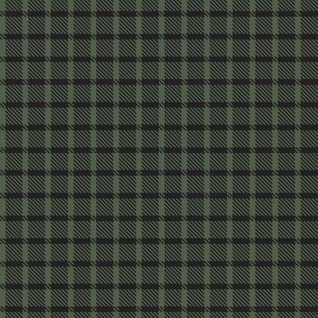 Green Asymmetric Plaid textured seamless pattern suitable for fashion textiles and graphics