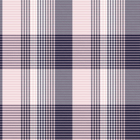 Purple Asymmetric Plaid textured seamless pattern suitable for fashion textiles and graphics 免版税图像 - 162138504