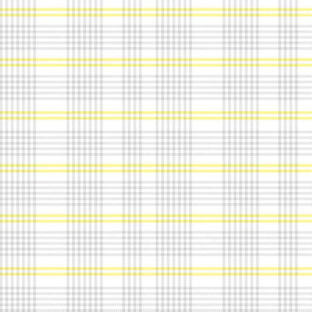 Yellow Asymmetric Plaid textured seamless pattern suitable for fashion textiles and graphics