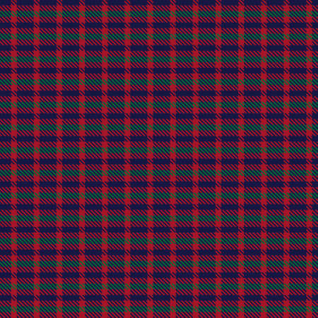 Christmas Asymmetric Plaid textured seamless pattern suitable for fashion textiles and graphics 免版税图像 - 162138516