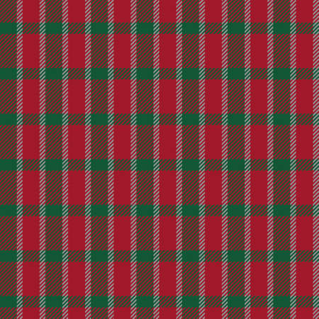 Christmas Asymmetric Plaid textured seamless pattern suitable for fashion textiles and graphics