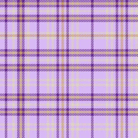 Purple Asymmetric Plaid textured seamless pattern suitable for fashion textiles and graphics