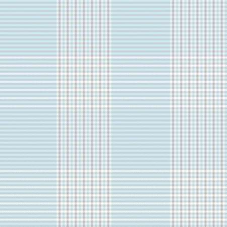 Sky Blue Asymmetric Plaid textured seamless pattern suitable for fashion textiles and graphics 免版税图像 - 162138659