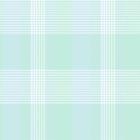 Sky Blue Asymmetric Plaid textured seamless pattern suitable for fashion textiles and graphics 免版税图像 - 162138674