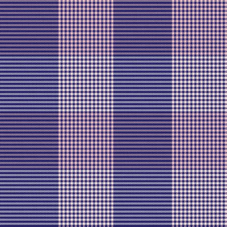Pink Navy Asymmetric Plaid textured seamless pattern suitable for fashion textiles and graphics 免版税图像 - 162138675