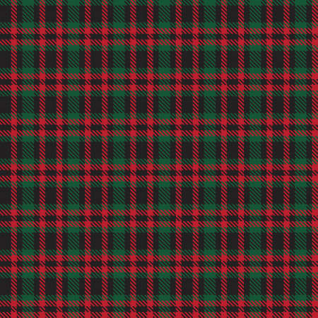 Christmas Asymmetric Plaid textured seamless pattern suitable for fashion textiles and graphics 免版税图像 - 162138677