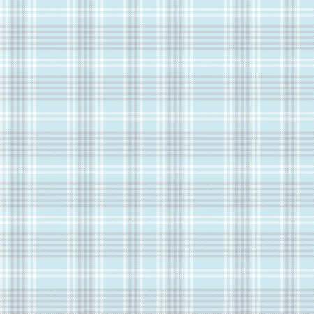 Sky Blue Asymmetric Plaid textured seamless pattern suitable for fashion textiles and graphics 免版税图像 - 162138797