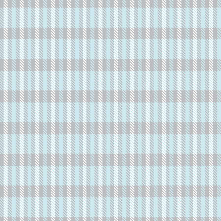 Sky Blue Asymmetric Plaid textured seamless pattern suitable for fashion textiles and graphics 免版税图像 - 162138798