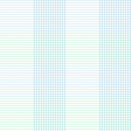 Sky Blue Asymmetric Plaid textured seamless pattern suitable for fashion textiles and graphics 矢量图像