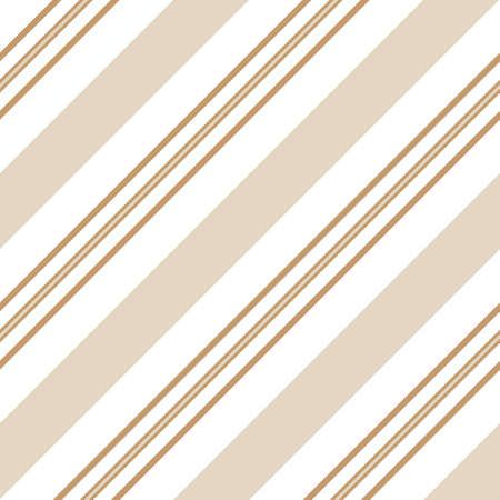 Brown Taupe diagonal striped seamless pattern background suitable for fashion textiles, graphics