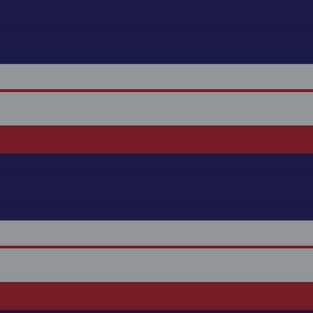 Red and Blue Horizontal striped seamless pattern background suitable for fashion textiles, graphics