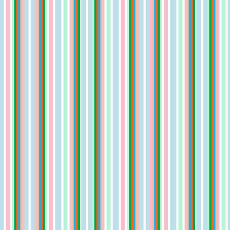 Pastel vertical striped seamless pattern background suitable for fashion textiles, graphics