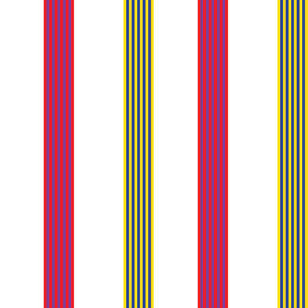vertical striped seamless pattern background suitable for fashion textiles, graphics Ilustracja