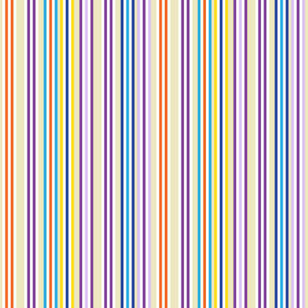 Rainbow Pastel vertical striped seamless pattern background suitable for fashion textiles, graphics Ilustracja