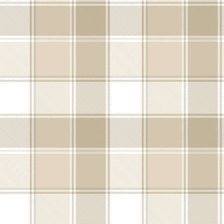 Brown Ombre Plaid textured seamless pattern suitable for fashion textiles and graphics Vector Illustration