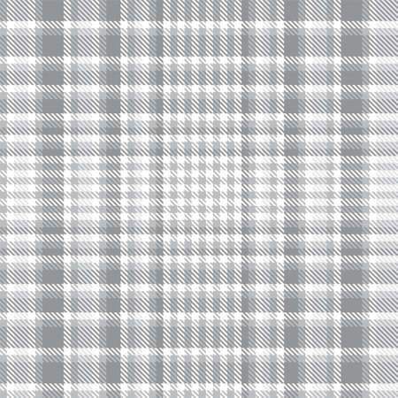 Black and White Ombre Plaid textured seamless pattern suitable for fashion textiles and graphics