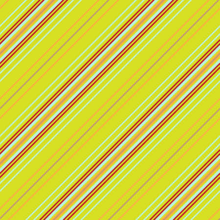 Colourful diagonal striped seamless pattern background suitable for fashion textiles, graphics Foto de archivo - 168170849
