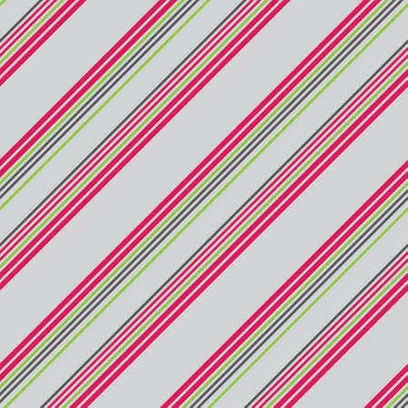 Colourful diagonal striped seamless pattern background suitable for fashion textiles, graphics Foto de archivo - 168170948