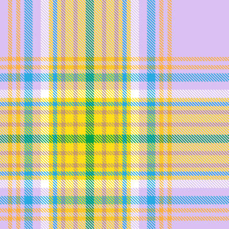 Colourful Plaid textured seamless pattern for fashion textiles and graphics Foto de archivo - 168172143