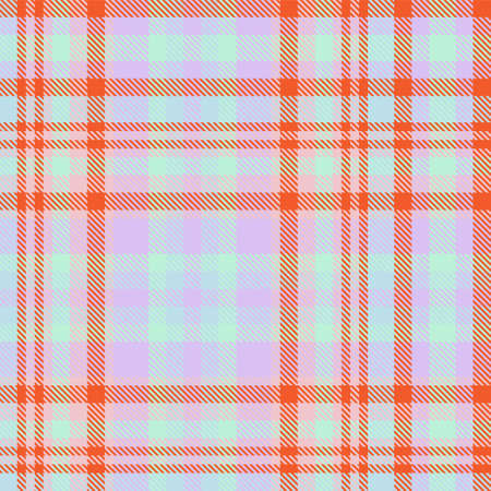 Colourful Plaid textured seamless pattern for fashion textiles and graphics Foto de archivo - 168170441