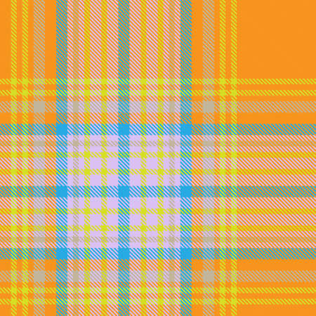 Colourful Plaid textured seamless pattern for fashion textiles and graphics Foto de archivo - 168170566