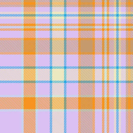 Colourful Plaid textured seamless pattern for fashion textiles and graphics Foto de archivo - 168172245