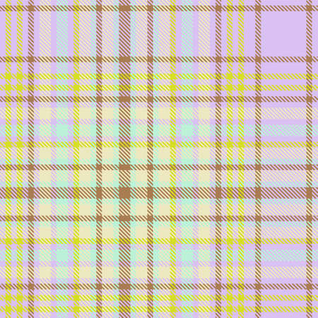 Colourful Plaid textured seamless pattern for fashion textiles and graphics Foto de archivo - 168172364