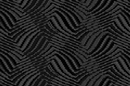 Full Seamless Onamental Snake Animal Skin Pattern Vector. Black and white snake leather design for textile fabric print. Snake leather pattern for bag, shoes, tight, dress and fabric.