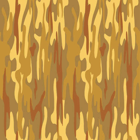 Full seamless camouflage texture skin pattern vector for military textile. Usable for Jacket Pants Shirt and Shorts. Army camo masking design for hunting fabric print and wallpaper. 向量圖像