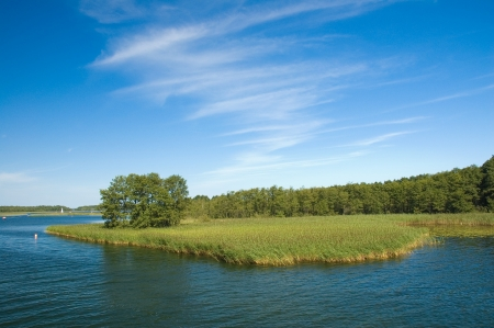 Beautiful view of the lake Stock Photo - 15010115