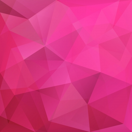 abstract triangle background, vector
