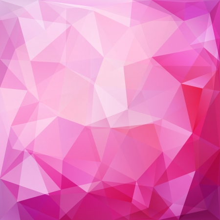 imposition: abstract triangle background, vector