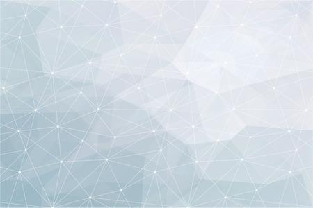 abstract polygonal background, vector Vector