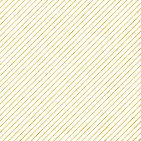 Festive diagonal striped background with gold foil texture 免版税图像