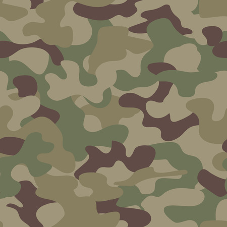 dazzle: Modern fashion trendy camo pattern, vector illustration Illustration