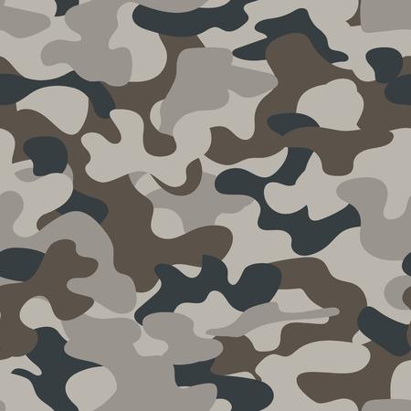 baffle: Modern fashion trendy camo pattern, vector illustration Stock Photo