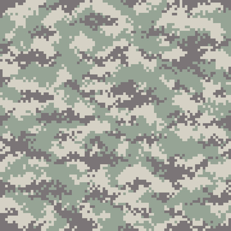 fatigues: Modern fashion vector trendy camo pattern