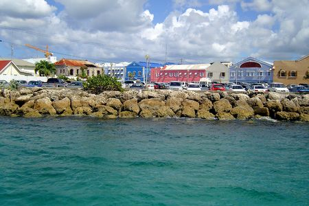 Wharf Road  (Bridgetown/Barbados);