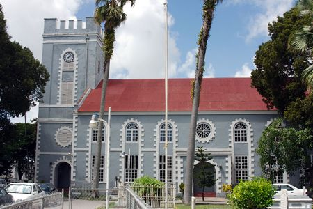 St. Mary's Church (Bridgetown/Barbados)